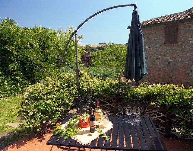 Appartamento vacanze Breccia a Borgo Sorripa