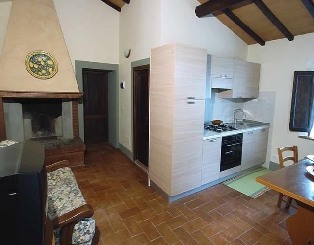 Appartamento Pergola Borgo Sorripa