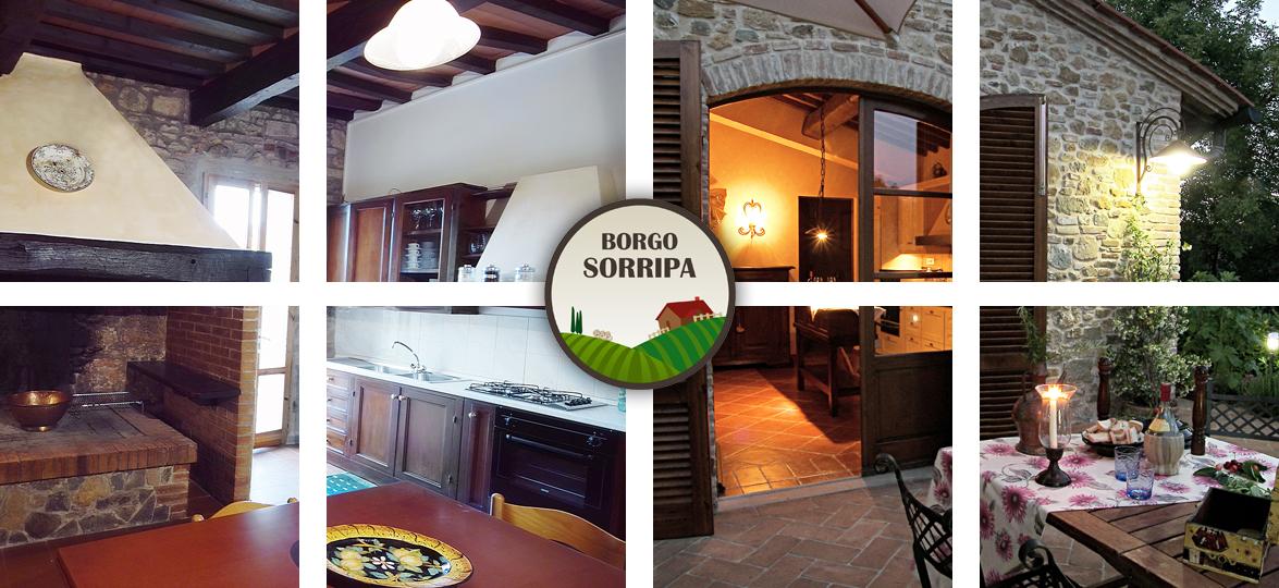 Appartamenti vacanze con cucina e servizio cena su richiesta - Cucine del borgo ...