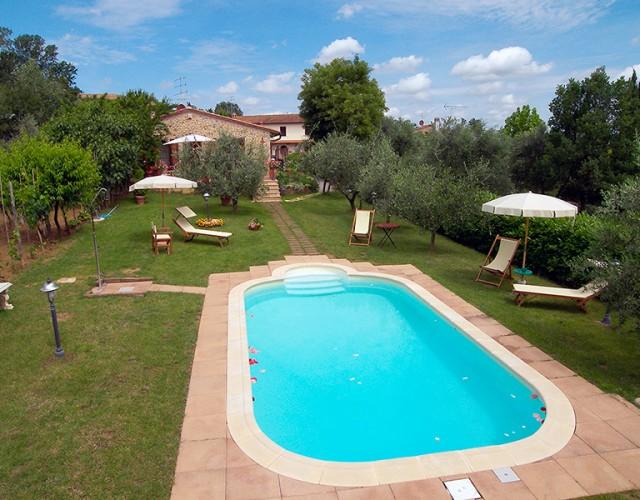 Villa a Borgo Sorripa